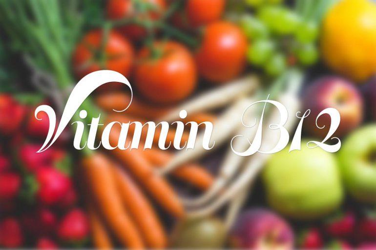 Vitamin B12 Banner