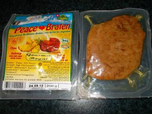 Vefpackung Soyana Peace Braten