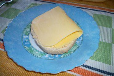 Käsebrot mit Wilmersburger vegan Käse