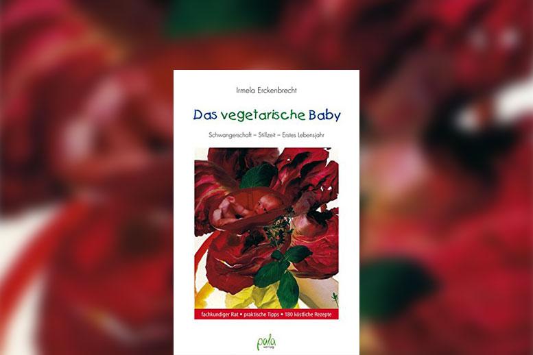 Das vegetarische Baby Buchcover