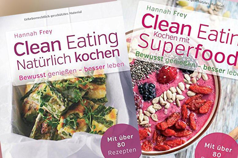 Clean eating Buchcover