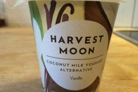 Harvest Moon Coconut Vanille Becher