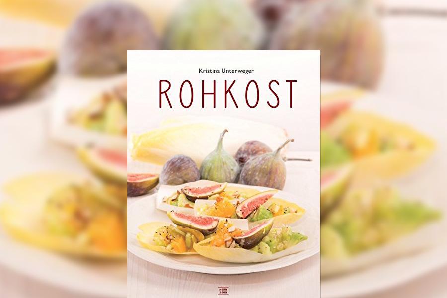 Kochbuch Cover Kristina Unterweger
