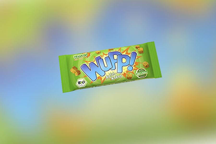 Helden Snack Riegel Apfel Kokos