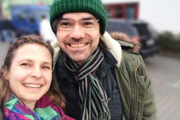Anna im Interview mit Volker Mehl