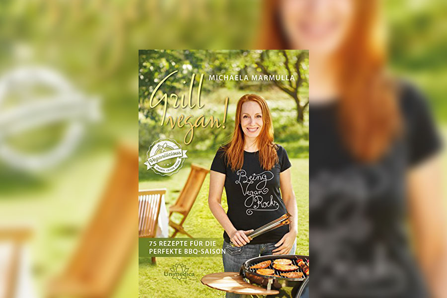 Grill vegan Buchcover