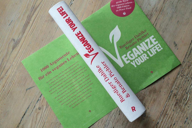 Veganize your Life Buchcover