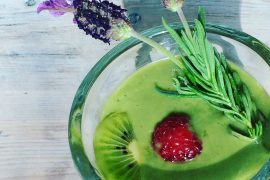 Green Smoothie Rezept