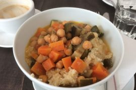 Rezept Couscous Kichererbsen Curry