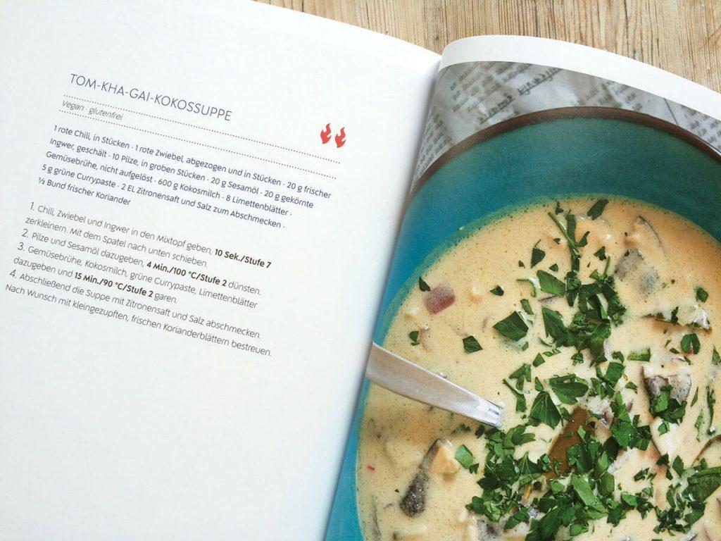 Rezept Kokossuppe für den Thermomix