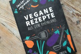 Kochbuch vegane Rezepte aus dem Rheinland von Sabine Durdel-Hoffmann