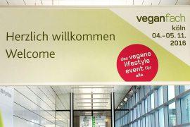 Veganfach Köln Messehallen Eingang