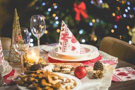 veganes Weihnachts-Festagsmenu