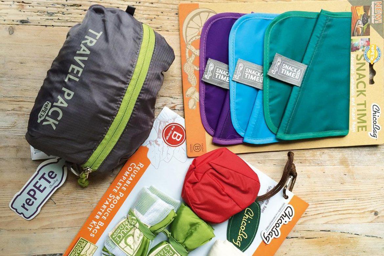 ChicoBag – Mehrwegtaschen aus recycelten PET-Flaschen