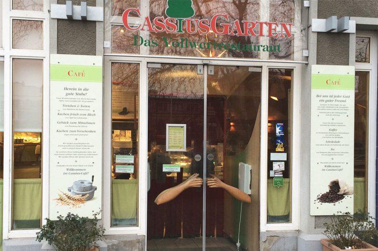 Cassius Garten Bonn - Das Vollwertrestaurant