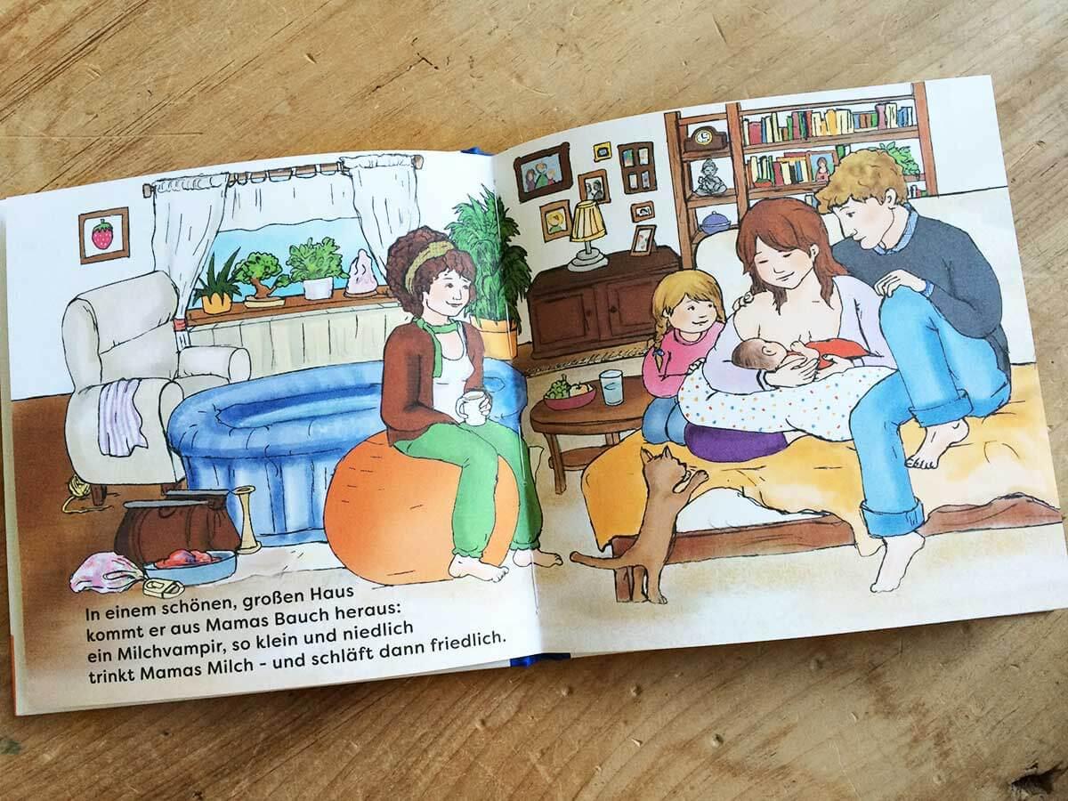 Illustrationen von Sandra Seiffart