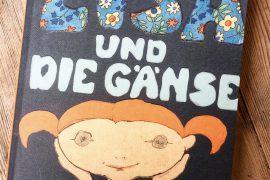 Kinderbuch Lisa und die Gänse