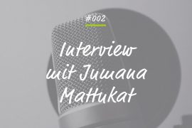 Podcastfolge mit Jumana Mattukat