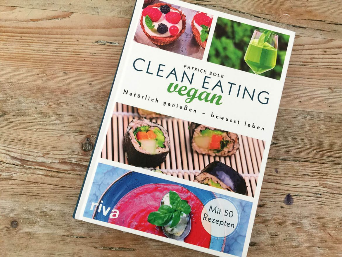 Clean eating Kochbuch Cover