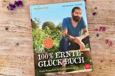 Das 100% Ernte-Glück-Buch - Cover