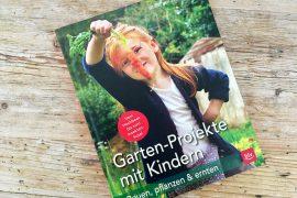 Gartenprojekte mit Kindern - Buchcover