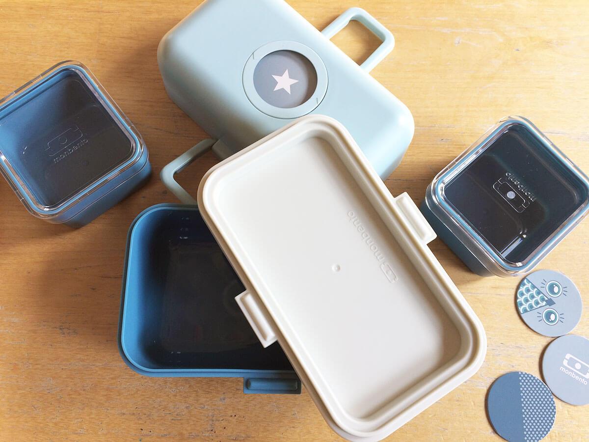 Monbento Lunchbox Bestandteile