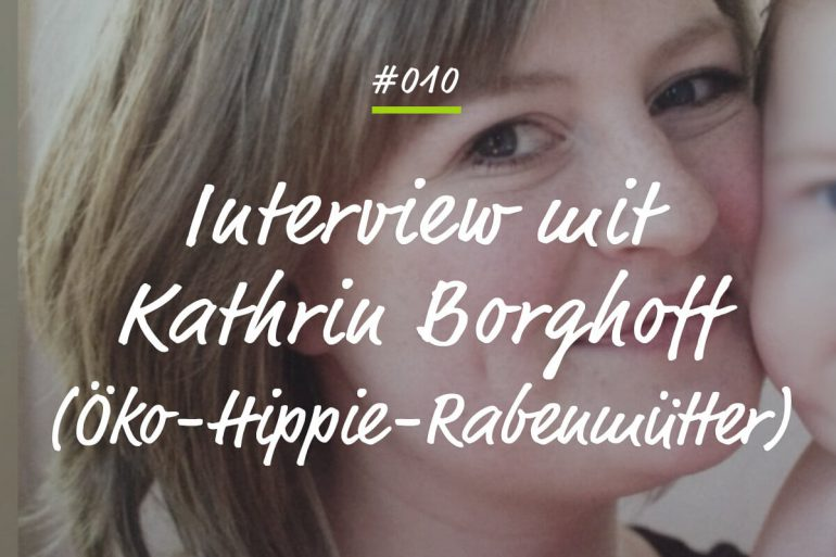 Podcastfolge mit Kathrin Borghoff