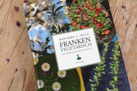 Franken vegetarisch - Kochbuchcover