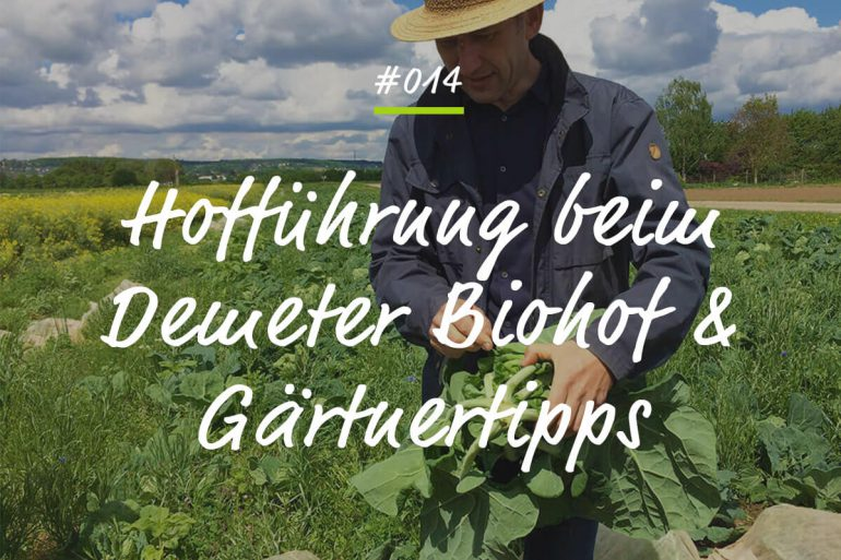 Podcastfolge Demeter Biohof