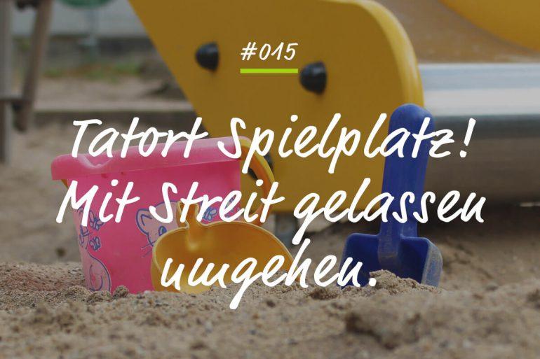 Podcastfolge Tatort Spielplatz