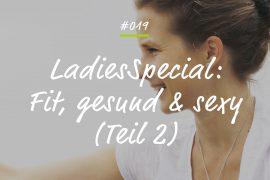 Podcast Fit gesund sexy Teil 2