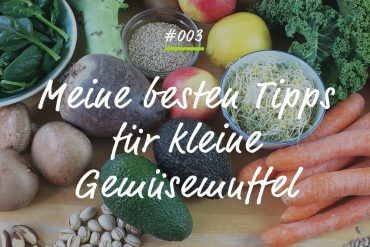 Podcastfolge Gemüsemuffel