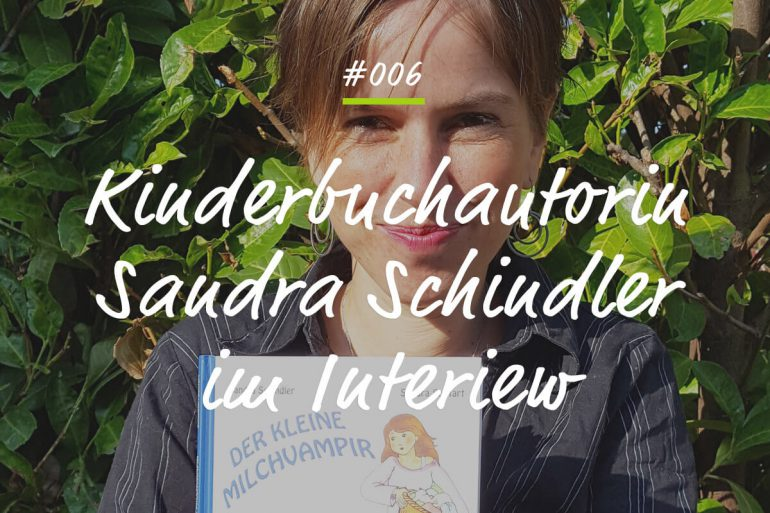 Podcastfolge Sandra Schindler Interview