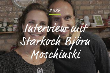 Podcastfolge mit Björn Moschinksi