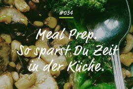Podcastfolge Meal Prep
