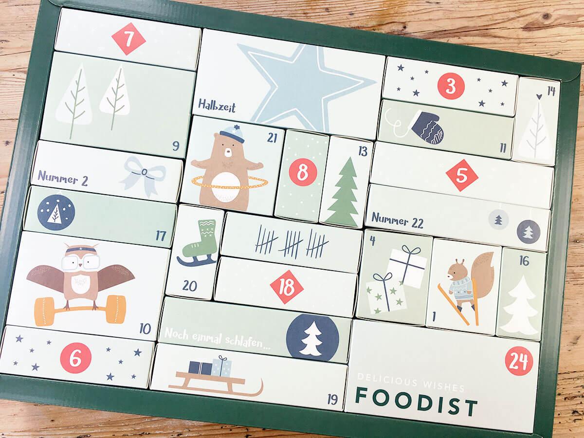 Foodist Weihnachtskalender.Vegane Adventskalender überblick Tests Vamily De