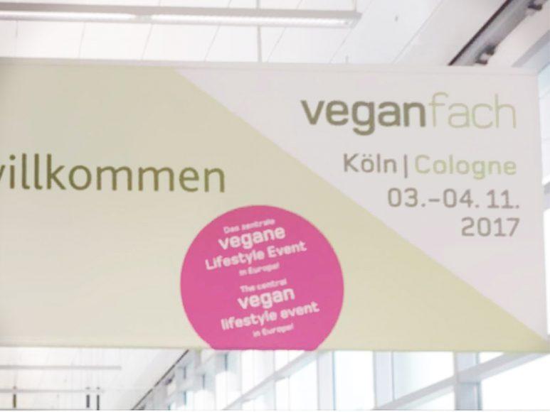 Veganfach 2017 in Köln