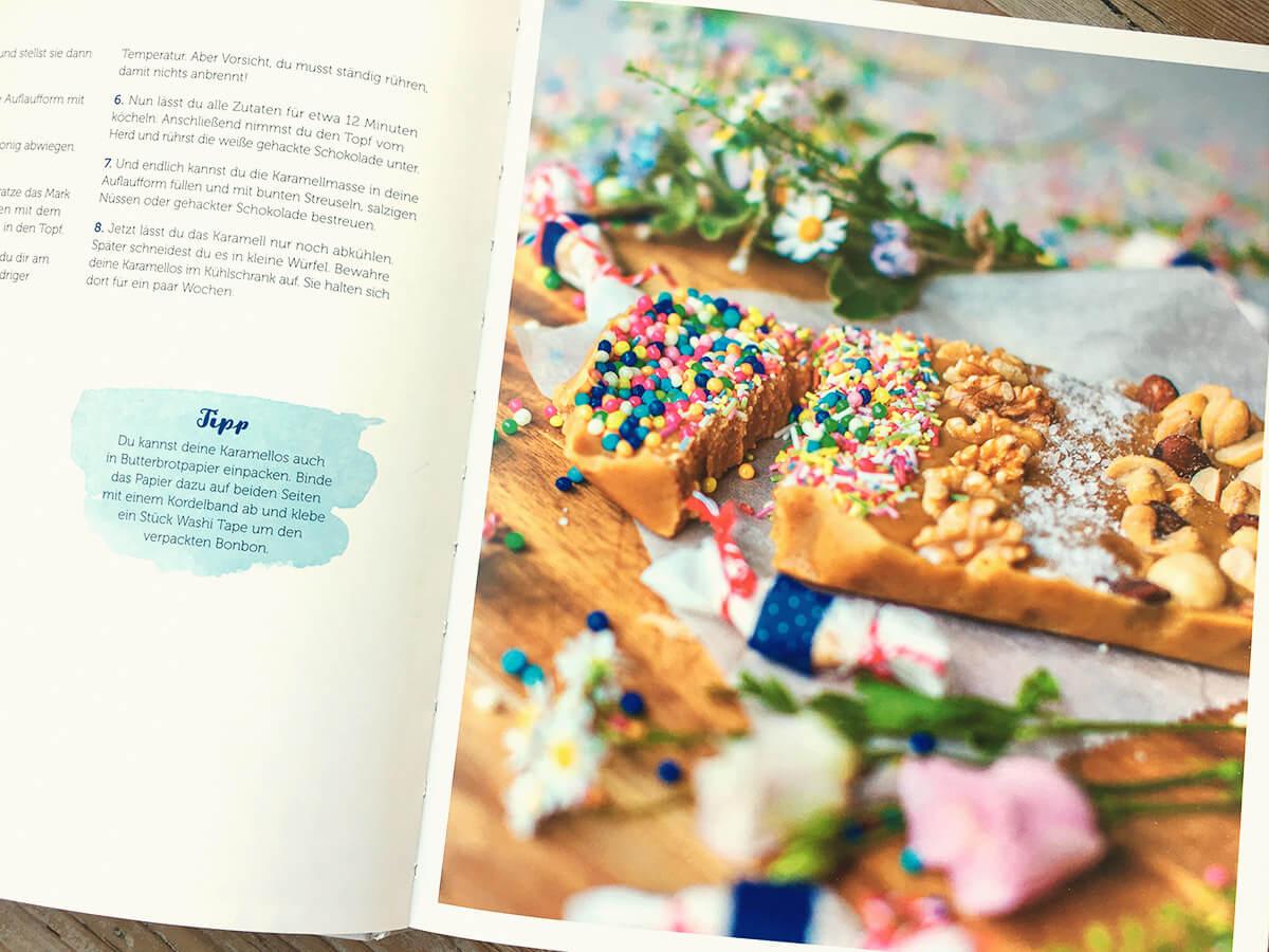 Das Regentage Kreativbuch - Rezepte