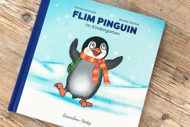 Flim Pinguin im Kindergarten Buchcover