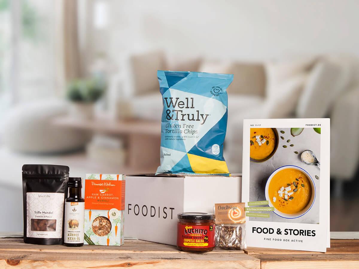 Foodist Fine Food Abo Box