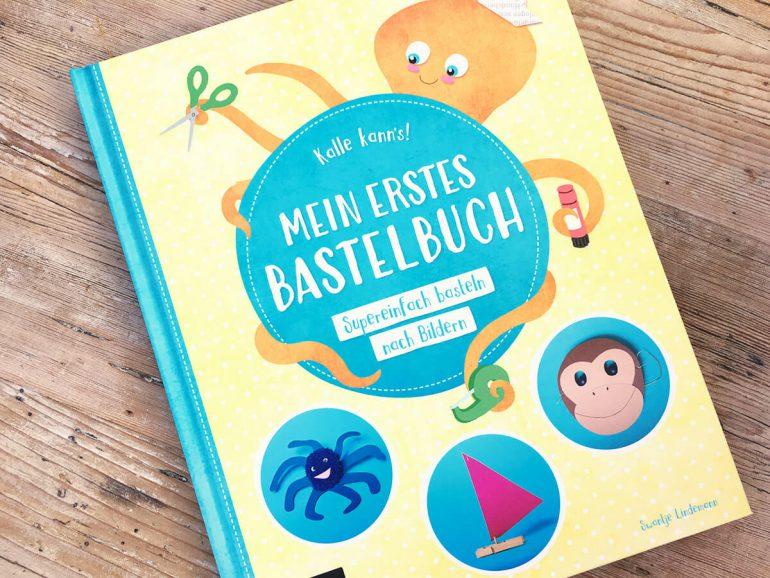 Kalle kann's - Mein erstes Bastelbuch - Buchcover