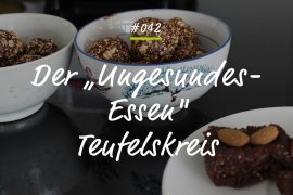 Podcastfolge Ungesundes Essen