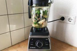 Vitamix Rezepte für vegane Familien