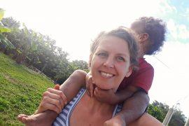 Happy Vegan Mom Rosa Katharina Mossiah