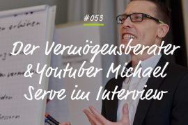 Podcastfoge Michael Serve