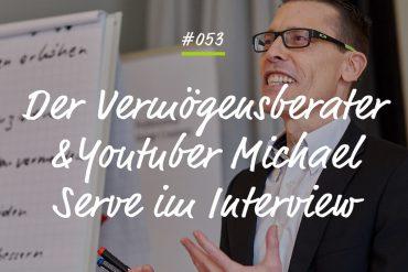 Podcastfoge Michael Serve