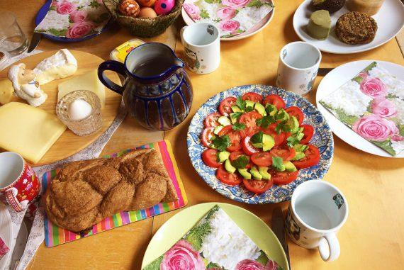 Vegan Ostern feiern