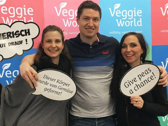 Vamily auf der Veggieworld 2018