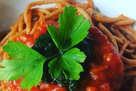 Spaghetti a la Mama