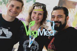 Podcastfolge VegMed 2018